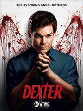 S0104 Dexter 6 TV series Poster Custom Satin Poster Print Cloth Fabric Wall Poster Print Silk Fabric Print Poster(China)