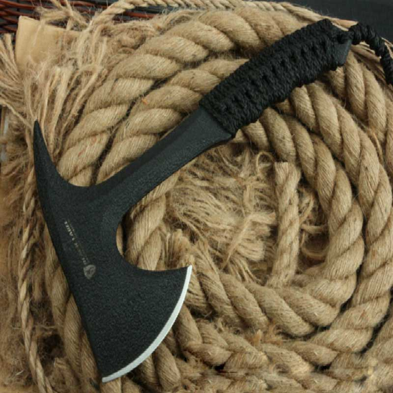 High quality  cast steel Tactical Axe Tomahawk Army Outdoor Hunting Camping Survival Machete Axes Multi-functional <br>
