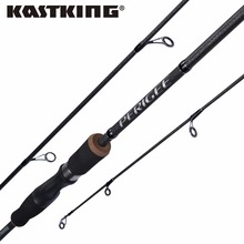KastKing Perigee Travel Fishing Rod 1.98m Spinning Fishing Rod MH Hard Telescopic Fishing Rod Carbon Fiber Casting Rod(China)