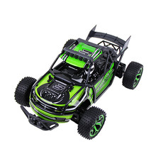 2017 New GS04B 2.4G 20KM/H High Speed Fast Race Cars Remote Control Electric Off Road Truck 1:18 4WD RC Car Best Gift For Child