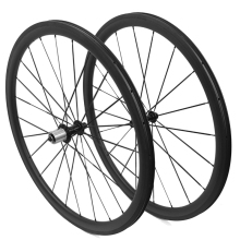 carbon wheels clincher 38mm r13 hub with ceramic bearing roue velo carbone route wheels for bicycles