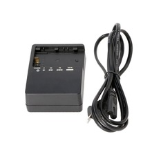 Black LC-E6E lithium Camera Battery Charger For Canon LP-E6 EOS 7D 60D 6D 70D 5D2 5D3 5D Mark II III