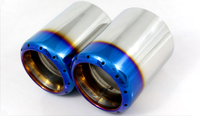 For Mazda 6 M6 Atenza 2013-2015 Stainless Tail End Pipe Exhaust Muffler Tip Exterior Car Styling Parts 2pcs(China)
