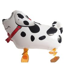 1pcs Walking Pet Dog Foil Balloons Animal print balloon Party Decoration Children Toys Wholesale
