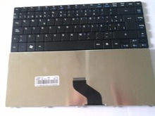 Brand new Spanish La Laptop keyboard for for ACER 3810 3810T 3410 4810 4810T 4750G 4736 3820 4741 4535 4743G 5942 Blac(China)