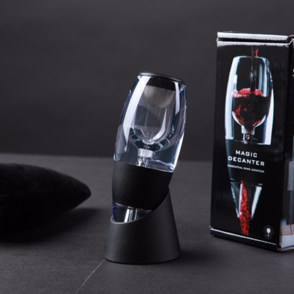 Wine Aerator with Filter