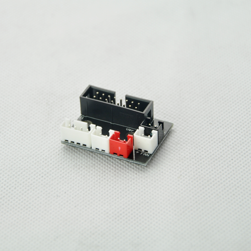 D6- interface panel, keyset, patching board<br><br>Aliexpress