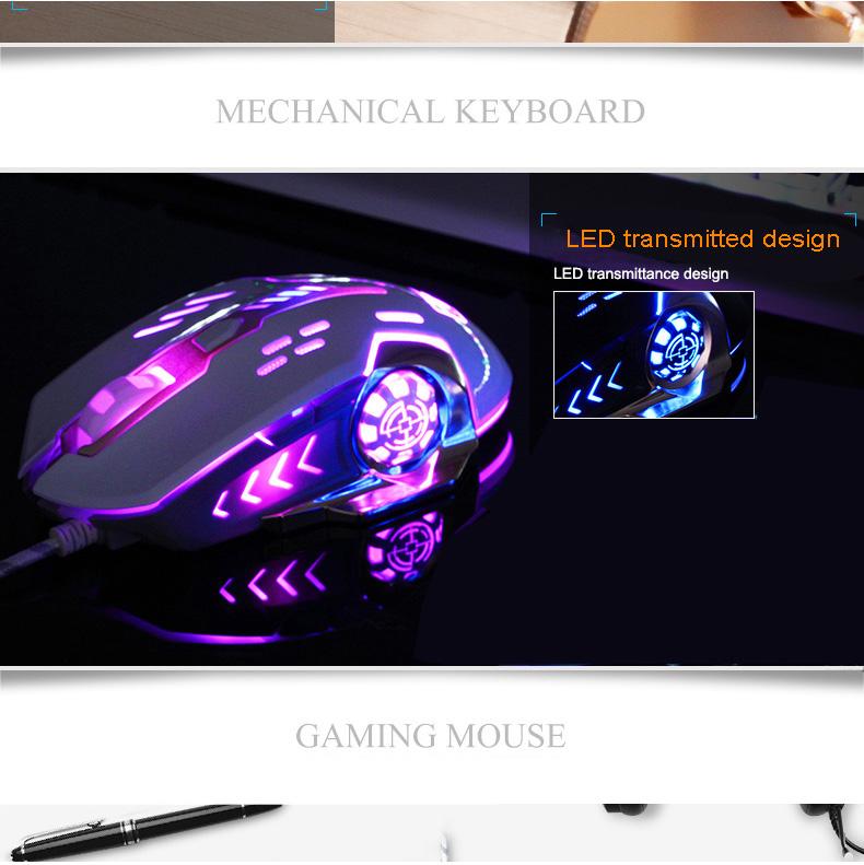HTB11U8iSFXXXXc2XVXXq6xXFXXXr - Newest Mechanical Keyboard 104 keys Blue Black Switch LED Backlight USB Gaming Keyboard Mouse Combo for PC Games Teclado