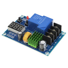 XH-M604 Battery Charger Control Module DC 6-60V Storage Lithium Battery Charging Control Switch Protection Board(China)