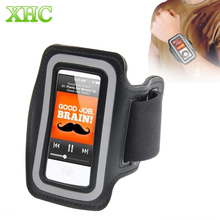 Outdoor Sports Running Arm band Strap Holder Case for iPod nano 7 Protective Cover for iPod Arm Band Bags Case Carry Phone(China)
