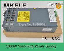 high power manufacturer direct sale(SCN-1000-48) aluminum shell 1000 WATT power supply cctv ac dc 1000w 48v power supply(China)