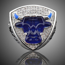 1993 famous American Basketball Game Super Bowl championship rings Sports Fans Men Jewelry Classic Collection Jewelry(China)