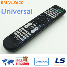 [ORIGINAL]  Universal Learning Remote Control For SONY RM-VLZ620 RMVLZ620 8-DEVICE ( TV DVD BD CBL DVR VCR CD AMP  )