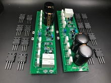 Assembled Luxury PR-800 1000W Class A and B professional stage fever 1000W power amplifier board finished board(China)