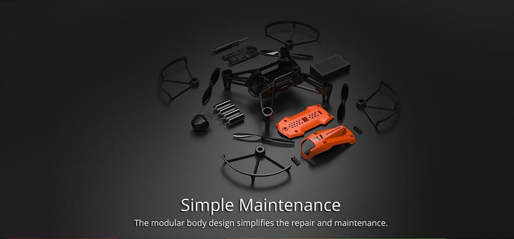 Wingsland X1 Mini Camera Drone (8)