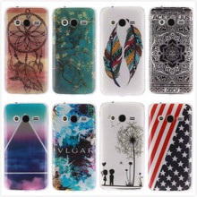 For Samsung Galaxy Ace 4 Lite Duos case G313H G313M /Trend 2 G313HN Capa Para TPU Soft Plastic Painting Case Cover shell,TX-P063(China)