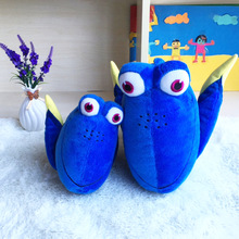 New Hot 25cm/35cm Cartoon Finding Nemo Plush Toy Doll Dory Fish With 3d Eyes Soft Stuffed Animal Doll For Baby Gift Good Quality