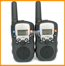0.5W FRS Walkie Talkie T388 with 3km range for family