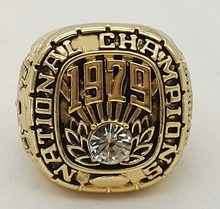Wholesale 1979 Alabama Crimson Tide National Championship Replica Ring, good quality ring!!!!