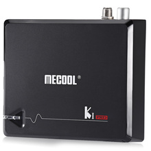 MECOOL KI PRO Smart Android TV Box Quad Core Cortex - A53 2G 16G Android 7.1 Bluetooth 4.1 5G WiFi 4K 1000M LAN Portable TV BOX(China)