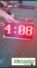 factory price p10 outdoor LED display red color module 320*160mm size for single red color P10 led message display led sign(China)