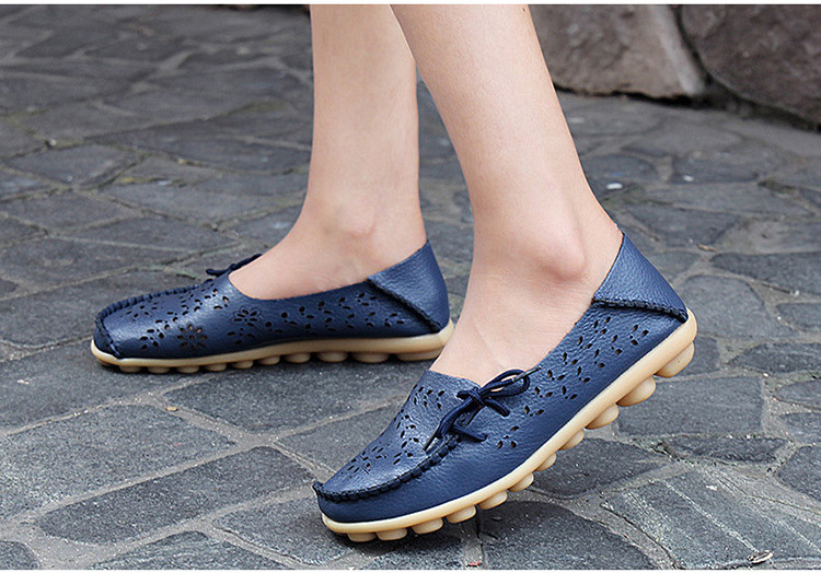 AH 911-2 (21) Women's Summer Loafers Shoes