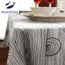 Linen Tablecloth Burlap Table Runners Cheap Wood Tablecloths For Wedding/Party/Banquet Table Cover