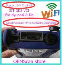 2016 Original Quality GDS VCI with Wifi Function GDS Hyunda can do Self Test without korea car Software for Hyunda GDS&KI-A