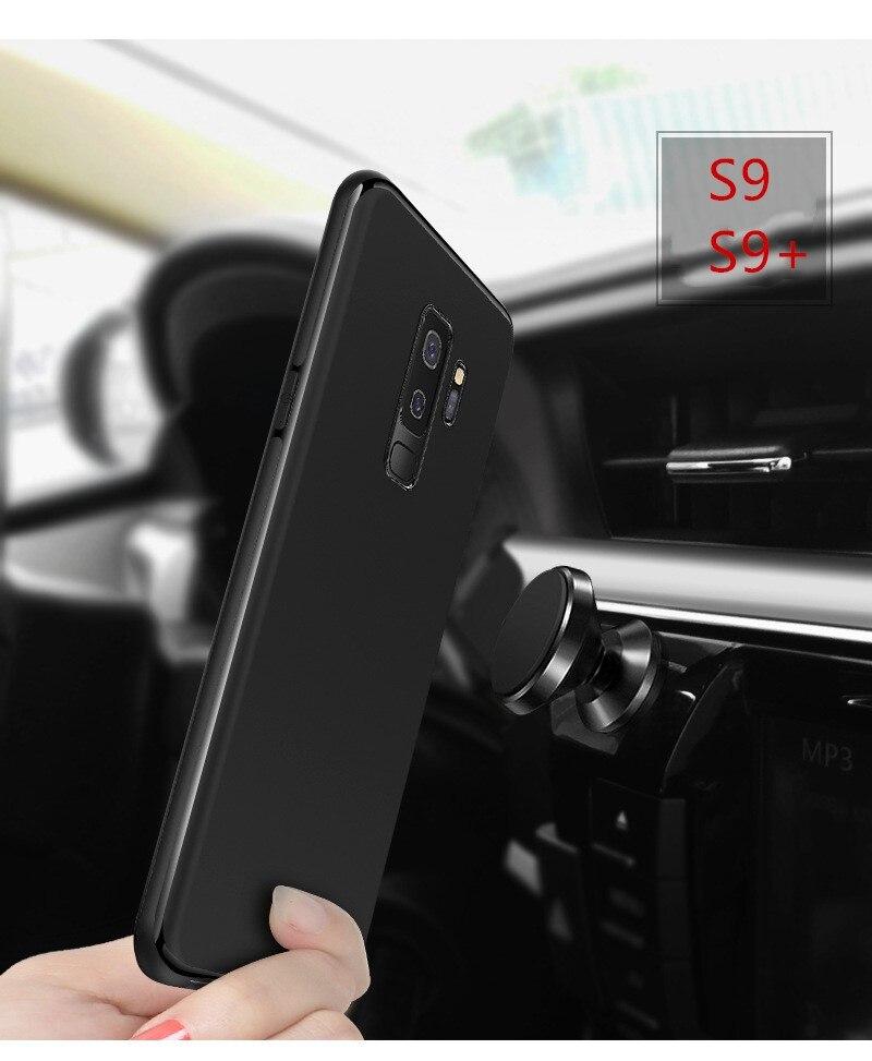 magnetic car holder case for Samsung s9 s9 plus (1)