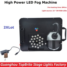 2XLot Fast Shipping 1500W DMX LED Fog Machine Pyro Vertical Smoke Machine/Professional Fogger For Stage Lighting Equipments