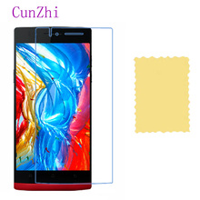 cunzhi 3 PCS High Clear LCD Screen Protector For OPPO X909 Find 5 Protection Ultra Slim Film