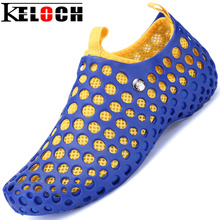 Keloch Breathable Aqua Shoes Mens/Womens Summer Sports Shoes Outdoor Beach Sandals Water Shoes For Men Dual - Purpose Shoes