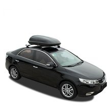 Car Roof Box Luggage Carrier 320L 133X85X37cm Storage Travel Waterproof Touring Boxes for all SUV Models More Than 1200cm
