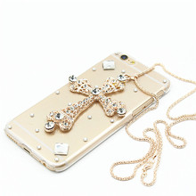 Buy Phone cases Samsung Galaxy A7 2017 Case 3D luxury Glitter Bling Rhinestone Hard PC plastic Back Case Samsung A720 Cover for $4.05 in AliExpress store