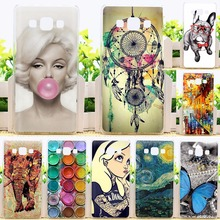 Cool Fashion Cover Cases For Samsung Galaxy A3 2015 A300 A300F Soft Silicone TPU Back Cover Phone Case For Samsung A3 A 3 2015
