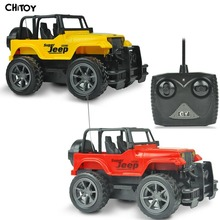 RC Jeep 1/24 Drift Speed Radio SUV Remote control Off Road vehicle Steering wheel RC Jeep vehicle Car Toy Yellow RED Toys