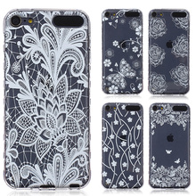TPU Painted Cases For Apple iPod Touch 5 5th 5G touch5S Touch 6 6th touch6 Smartphone Silicone Case Back Cover Shells Housings