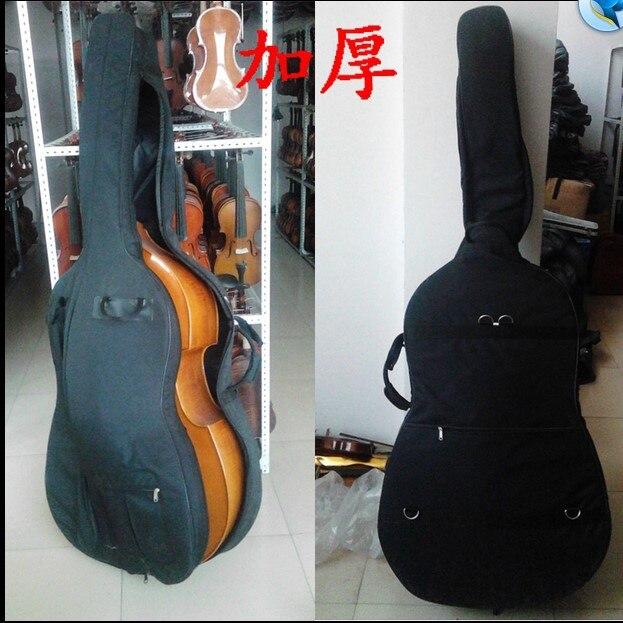 4/4 upright bass soft bag fine material waterproof #6<br><br>Aliexpress