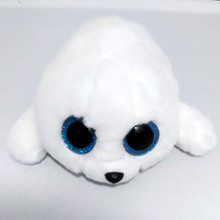 Buy 6'' 15cm Ty Beanie Boos Big Eyed Stuffed Animals Iceberg Pink Seal Kids Plush Toys Children Gifts S136 for $2.54 in AliExpress store