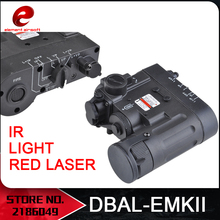 Element Airsoft Flashlight IR Red Laser Led Torch DBAL-EMKII Multifunction Tactical IR illuminator DBAL-D2 Battery Case EX328(China)