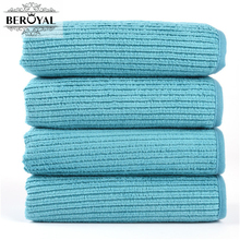new 2017 -1pc microfiber hand towel for adult magic hair towel toalha de banho salon brand towels bathroom size 35*75