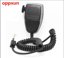 OPPXUN two way radio Remote Shoulder speaker Mic For Motorola Mobile Radio GM950 GM300 CM340 GM640 GM900