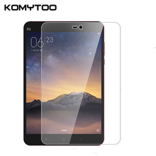 "9H 0.3mm Explosion-Proof Toughened Tempered Glass For Xiaomi Mipad 2 Mi Pad 2 7.9"" LCD Tablet PC Film Clear Screen Protect Cover(China)"