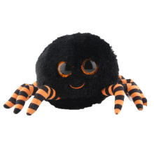 Ty Beanie Boos Original Big Eyes Plush Toy Doll Child Birthday Black Spider Baby 15cm WJ159