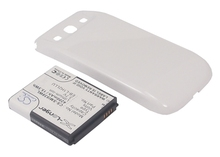 Extended 4200mAh Mobile Phone Battery For NTT DOCOMO Galaxy S 3,S III,SC-06D, SAMSUNG Midas(China)