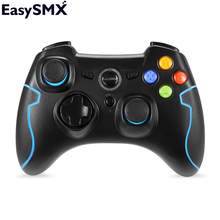 EasySMX ESM-9013 Wireless Gamepad Joystick Controller Compatible with PC PS3 TV Box Smartphone Controller(China)