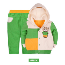 Cemigo New Children Clothing Sets Boys Sport Clothes Sets Kids Spring and Autumn Suits Girls Clothes Suit IU150(China)