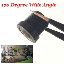 CCTV 1.8mm Security Lens 170 Degree Wide Angle CCTV fish eye Lens For IR Board CCTV HD Camera M12x0.5