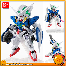 "Japan Anime ""Mobile Suit Gundam 00"" Original BANDAI Tamashii Nations NXEDGE STYLE Action Figure - Gundam Exia(China)"