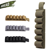 6+ Gauge Shells Ammo Reload Magazine Storage Pouches Bandolier Bullet Holder Pistol Shotgun Hunting Tactical Kit ,2 pieces/lot